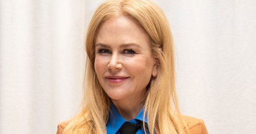 This Nicole Kidman Thriller Just Hit Netflix's Top 10 List—and It Looks So Intense