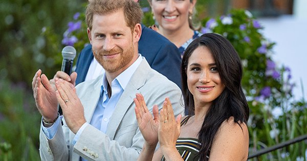 Meghan Markle and Prince Harry Have a Very Specific Set of Rules for Speaking Engagements. Here's What We Know