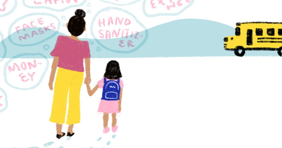 """""""The Unknown is Worse Than the Known"""": 6 Moms From Around the Country, On Their Back-to-School Plans"""