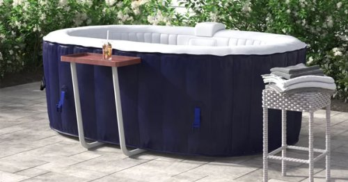 If You're Going to Buy Anything on Way Day, Make It This Inflatable Hot Tub