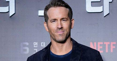 Another Ryan Reynolds Movie Has Hit the Top Ten on Netflix