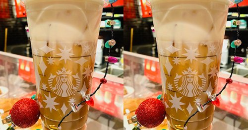 How to Order a Toasted Caramel Brulée Cold Brew from the Starbucks Secret Menu