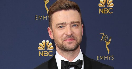 Justin Timberlake Shares Photos of His Father-Son Trip to Disney (& Their Lightsaber Duel Is Epic)