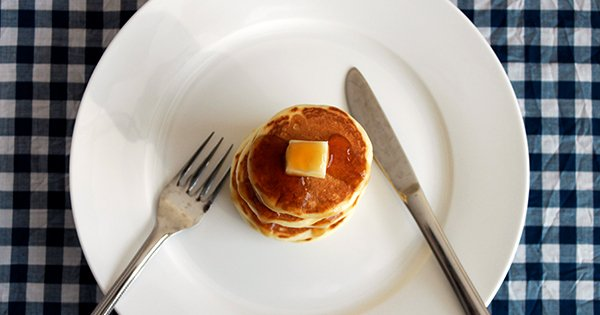 Pancake Cereal Is the Latest Ridiculous (but Adorable) Food Trend, and Here's How to Make It