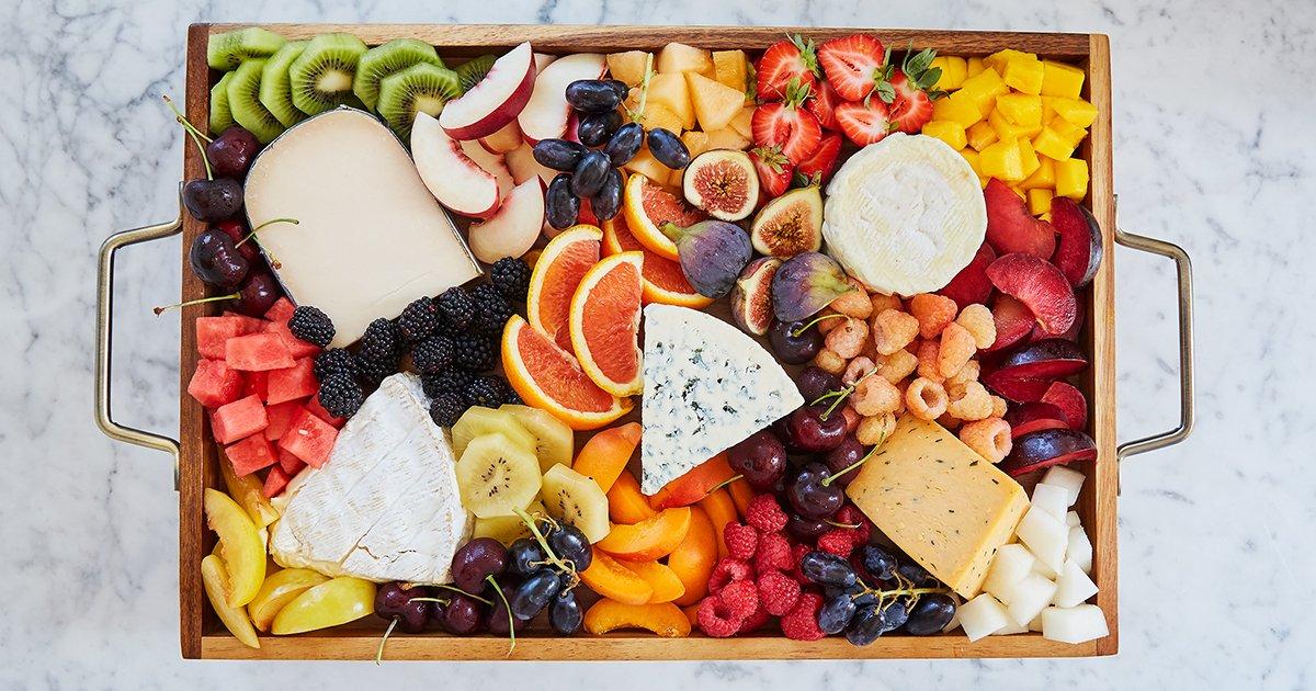 Fruicuterie Board (Aka the Fruit Charcuterie Board You Need to Try)