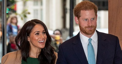 Meghan Markle & Prince Harry Support Coalition of Journalists in New Message on Archewell Site