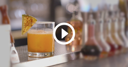 How to Make a 5-Ingredient Xantolo Cocktail