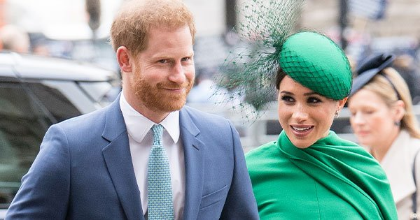 Meghan Markle and Prince Harry Open Up About Baby Archie's Huge Milestone (& Show Off Their Living Room Decor)