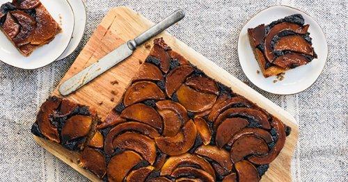 Caramelized Butternut Squash Upside-Down Cake