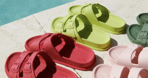 Can't Get On The Croc Train? These Birkenstock Adjacent Slides Are the Perfect Alternative