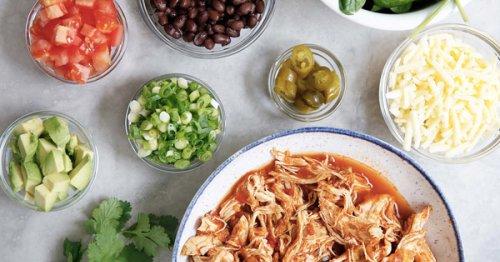 15 Instant Pot Meal-Prep Recipes