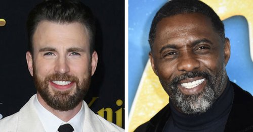 This Comic Book Adaptation Starring Chris Evans & Idris Elba Just Hit #1 on Netflix