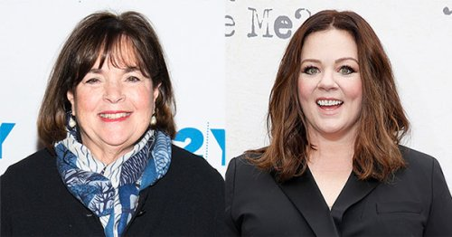Ina Garten Joins Forces with Melissa McCarthy for New Discovery+ Special