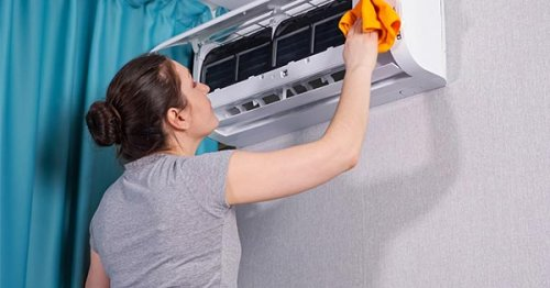 How to Clean an Air Conditioner (Because You Should Be Doing It on the Reg)
