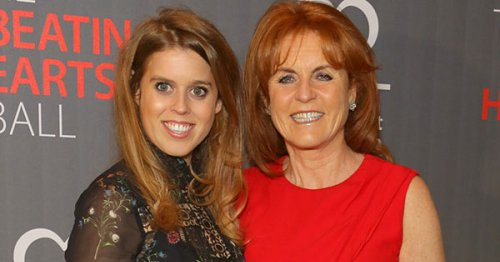 Sarah Ferguson Reveals Rare Details on Daughter Princess Beatrice's Private Wedding