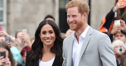 Prince Harry & Meghan Markle Release Statement in Response to Making 'Time' 100 List