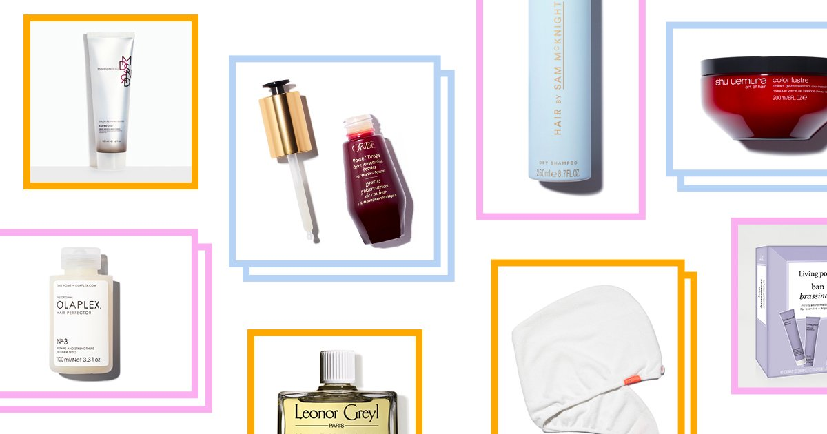 10 Color-Preserving Hair Products (That Are Stylist-Approved)