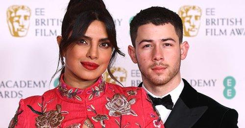Nick Jonas Shares Intimate Backyard Snap with Priyanka Chopra on IG