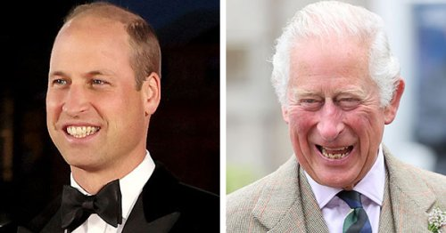 We Can't Get Over This Tender Father-Son Shot of Prince Charles and Prince William