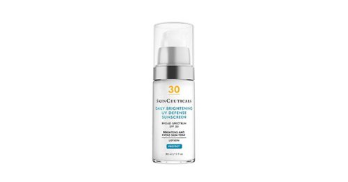 SkinCeuticals Just Dropped a New Face Sunscreen That Also Brightens, and It's Kinda a Big Deal