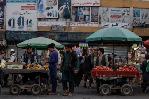How U.S. can help crumbling Afghan economy and support international aid efforts