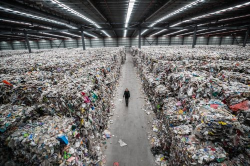 Your recycling is not always being recycled—here's why