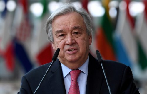 UN chief: World is at `pivotal moment' and must avert crises