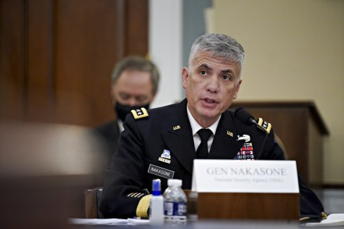 General promises U.S. 'surge' against foreign cyberattacks