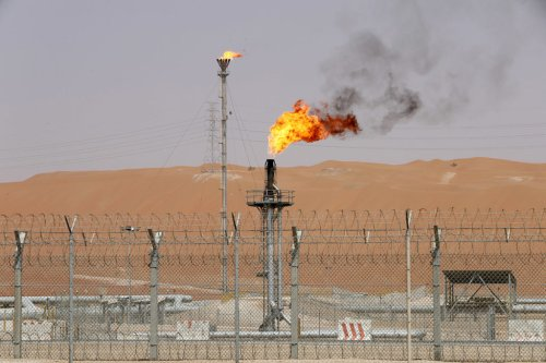Oil giant Saudi Aramco sees 2020 profits drop to $49 billion