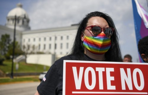 New poll shows Americans overwhelmingly oppose anti-transgender laws