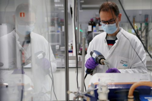 Scientists hope they're closing in on a cure for COVID-19