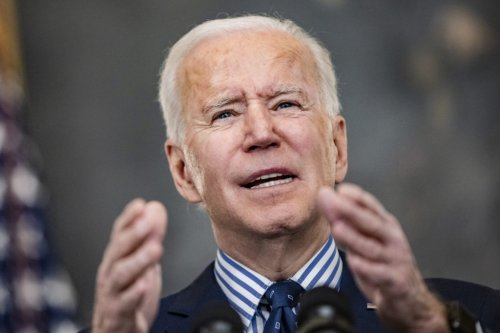 New poll shows how Biden's approval ratings compare to Trump