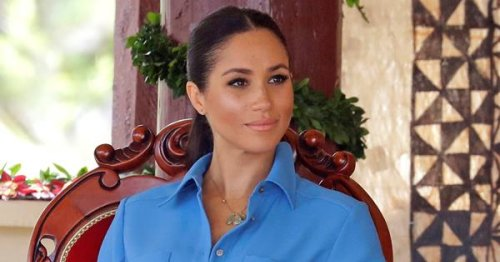 Meghan Markle's Yearbook Quote Says A Lot About The Woman She Is Today