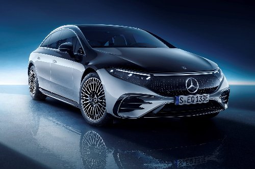 2022 Mercedes-Benz EQS full features revealed