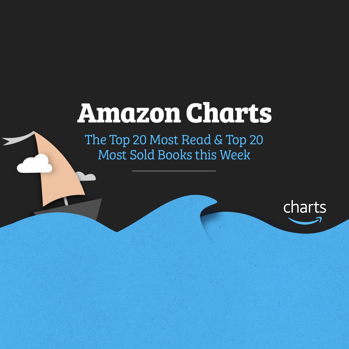 Amazon Charts Top 20 Books