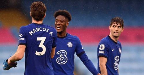 Four in makeweight 'talks' as Chelsea make 'progress' on Inter Milan raid