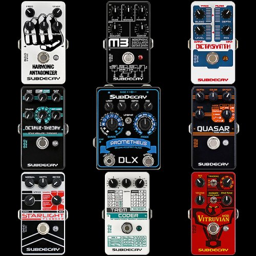 9 of the Best Subdecay Effects Pedals