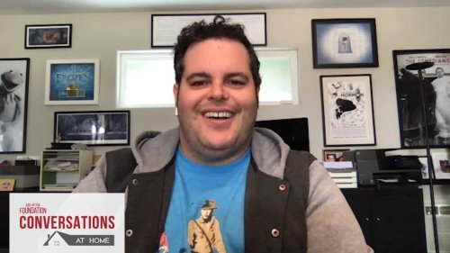 Watch: SAG Conversations with Josh Gad