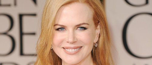 Nicole Kidman Looks Unrecognizable On The Set Of Her New Series