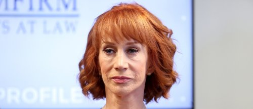 Kathy Griffin Reveals She Has Lung Cancer Ahead Of Getting 'Half' Of Her 'Left Lung Removed'