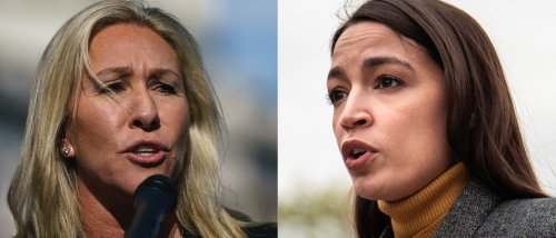 'Let's Do This': Marjorie Taylor Greene Challenges Alexandria Ocasio-Cortez To Debate On Green New Deal