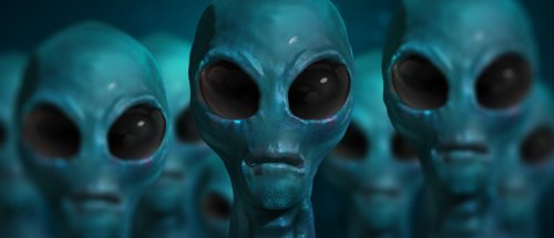 Calling All Patriots: Do You Think The US Government Should Take A More Active Role In Investigating UFOs And Potential Alien Life?
