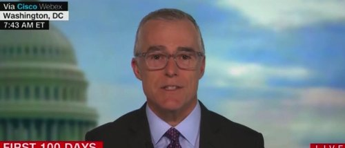 Andrew McCabe Says Merrick Garland Will Prioritize 'Civil Rights Matters'