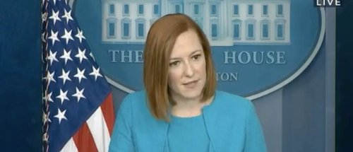 Psaki Claims 'Responsible' Education Includes Teaching Kids Critical Race Theory, 1619 Project