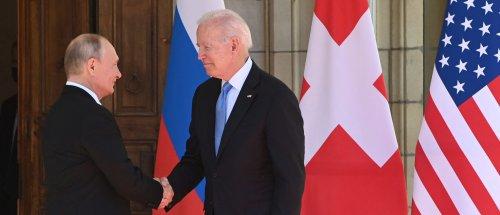 Biden, Putin Agree To Return Ambassadors During Summit