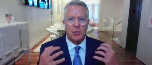 'Get That In Your Thick, Dumb Skulls': Donny Deutsch Predicts Trump Will Be Indicted By 2024