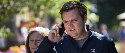 REPORT: JD Vance Tells Colleagues He Will Run For Senate In Ohio