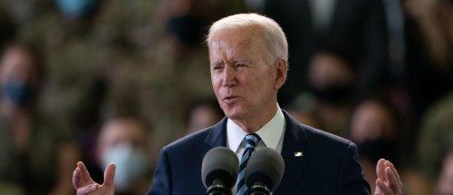 Biden's Approval Rating Drops Below 50%
