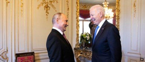 Biden White House Halted Ukraine Military Aid Ahead Of Putin Meeting