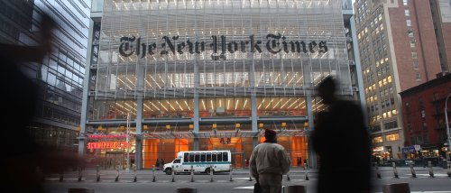 DOJ Announces That It Will No Longer Seek Records Of Media Organizations After NYT Scandal